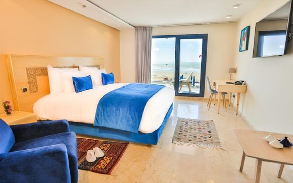 Essaouira - L'Hotel Coté Océan Mogador