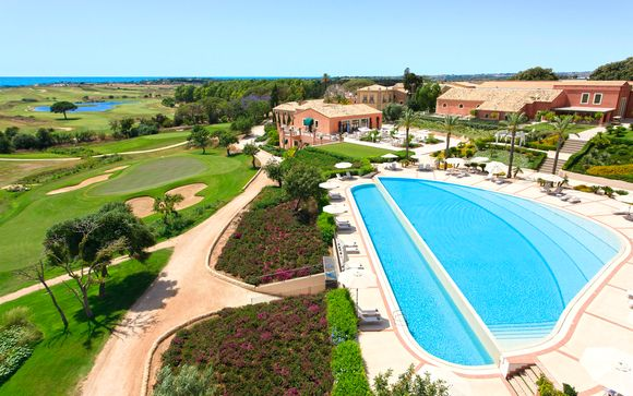 Il Donnafugata Golf Resort & Spa 5*