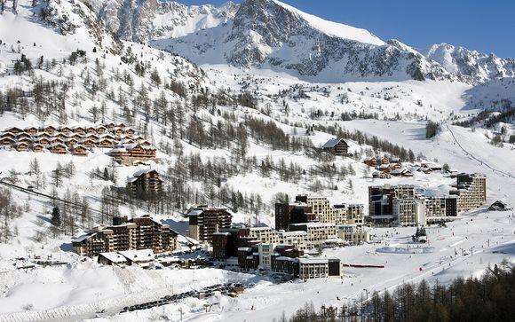 Soleil Vacances Hotel Club Le Pas du Loup
