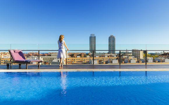 Hotel H10 Marina Barcelona 4*