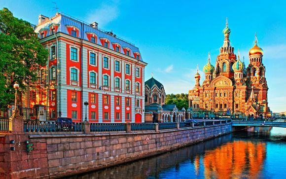 Crociera fluviale alla scoperta delle bellezze della Russia
