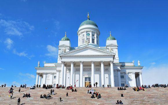 Alla scoperta di Helsinki e Stoccolma