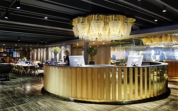 Stoccolma - Clarion Hotel Amaranten 4*  o similare