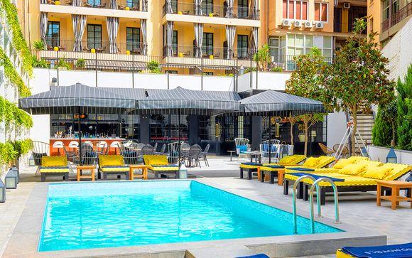 L'Hotel H10 Metropolitan 4* Superior