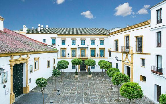 Hospes Las Casas Del Rey De Baeza 4*