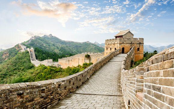 Fotografia della parete Cina