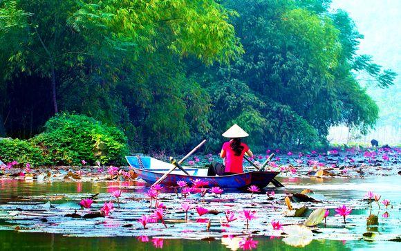 Alla scoperta del Vietnam da nord a sud con estensione mare