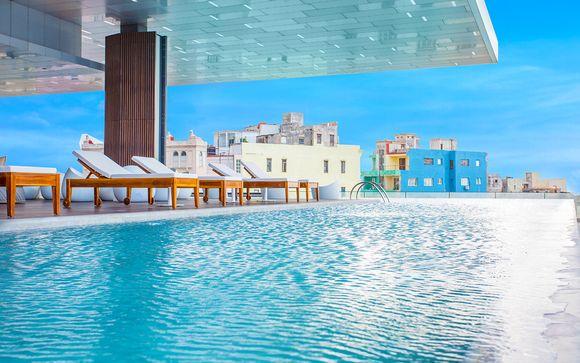 Iberostar Grand Hotel Packard L'Avana 5* + Hotel Angsana Cayo Santa Maria 5*