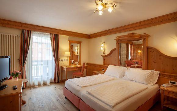 Il Monte Giner Active Hotel 4*