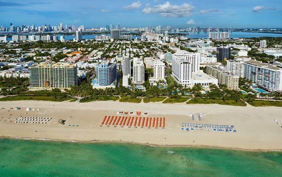 Miami -El Paseo South Beach Miami 4*