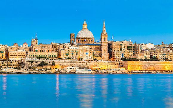 I gioielli di Malta in minitour