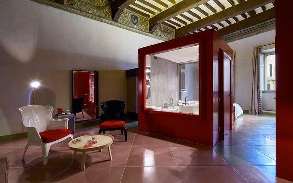 L'Hotel Palazzetto Rosso