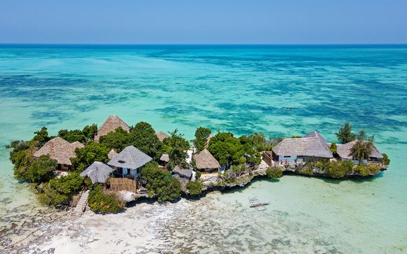 Gold Zanzibar Beach House & Spa 5* & The Island Pongwe Adults Only
