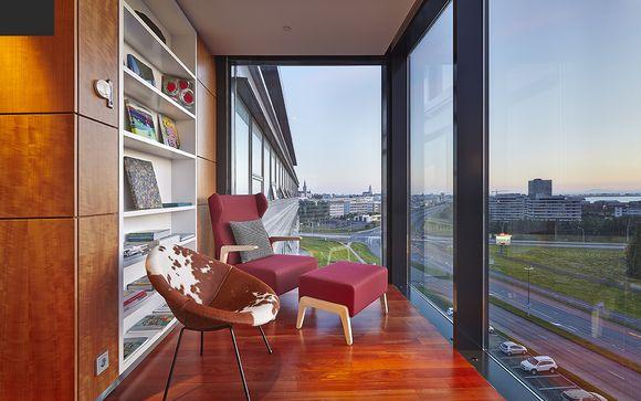 L'Hilton Reykjavik Nordica 4*