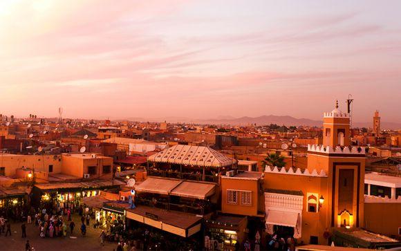 Alla scoperta di Marrakech: