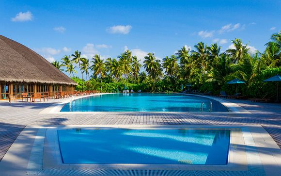 Il Canareef Resort Maldives 4*