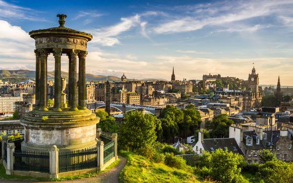 Esplorando la Scozia in treno