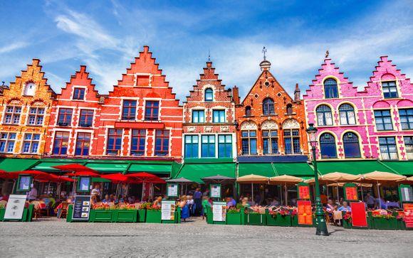Radisson Blue Hotel Bruges 4*
