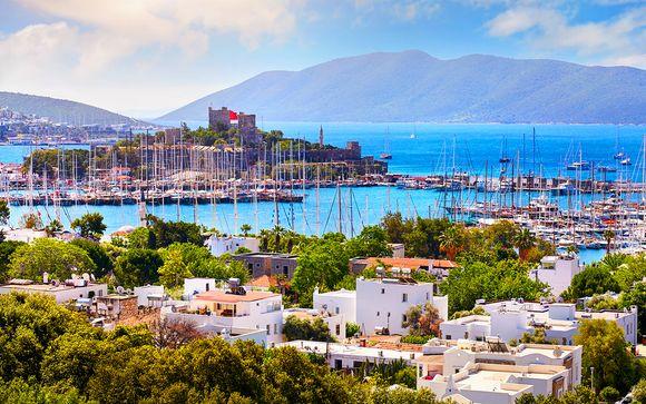 Quindicinale Tour Turchia & Yasmin Bodrum Resort 5*