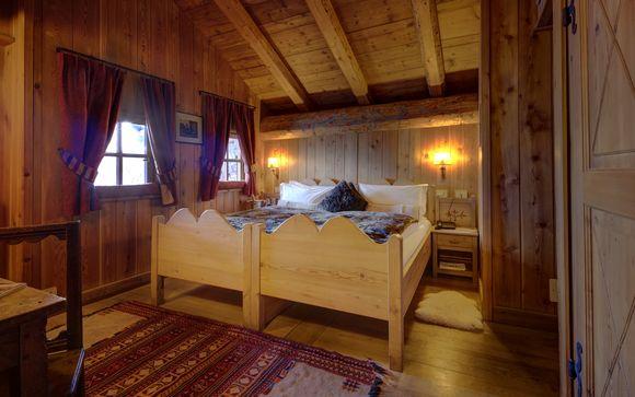 L'Hotellerie de Mascognaz 4*