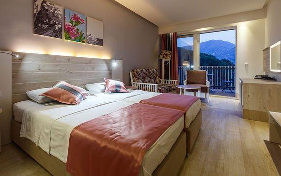 Montenegro - Hotel Park Bijela 4*