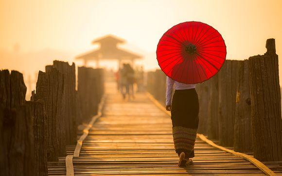 Alla scoperta della Birmania e di Phuket