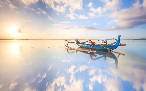 Adiwana Resort Jembawan 4* + Radisson Blu Bali Uluwatu 5*