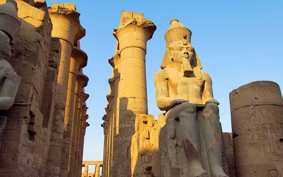 Crociera sul Nilo & Premier Le Reve Hotel & Spa 5* Hurghada - Adults Only