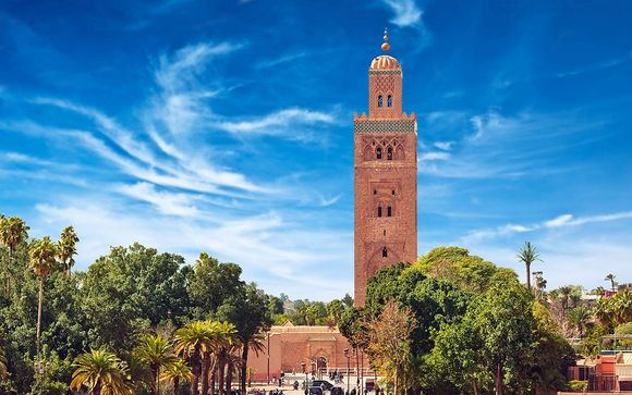Mövenpick Hotel Mansour Eddahbi Marrakech 5*