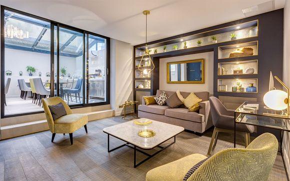 Hotel di charme in location ideale per visitare la città
