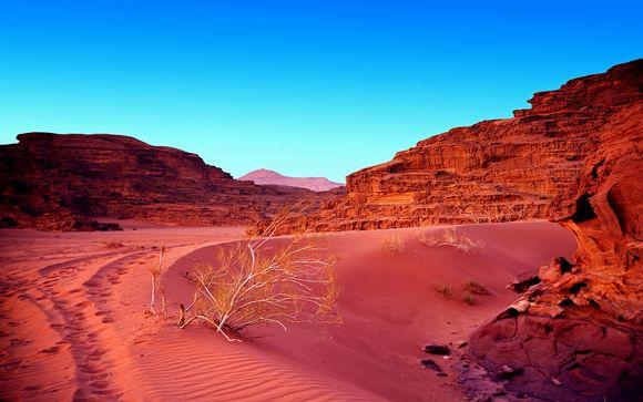 Tour alla scoperta della Giordania in hotel 4*
