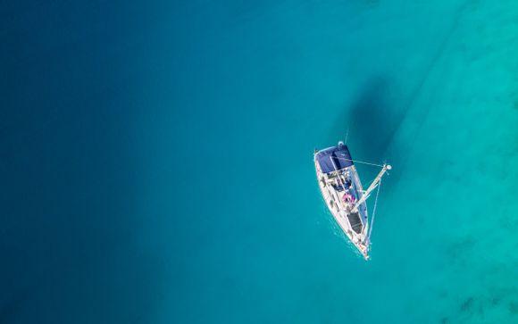Itinerario: 3 notti in barca + 4 notti in hotel