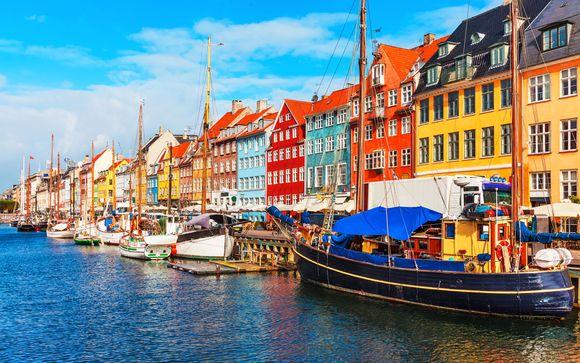 Alla scoperta di Copenhagen e Oslo