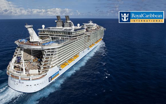Crociera ai Caraibi a bordo di Allure of the Seas & Solé Miami 4*
