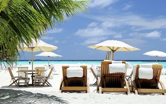 Robinson Club Maldives 4* con possibile soggiorno a Dubai ...