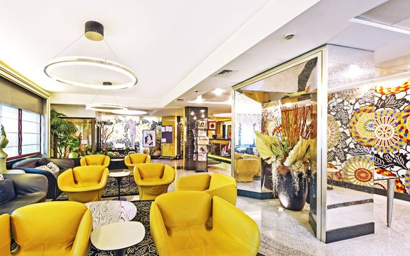 Antares Hotel Accademia 4*