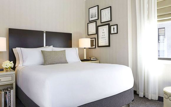 Il The Gregory Hotel New York 4*