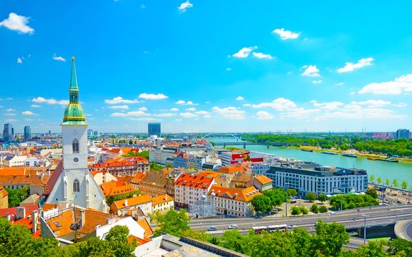 Sul Danubio tra Romania, Bulgaria, Croazia, Serbia, Ungheria, Slovacchia, Austria