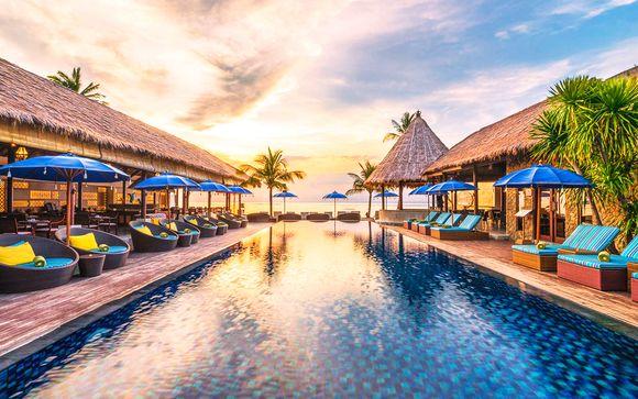 Furama Villas & Spa Ubud 4* + Dancing Villas Nusa Dua 5*