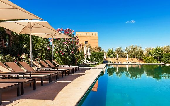 Adama Resort Marrakech 4*