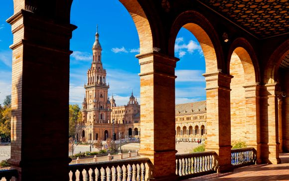 Tour dell'Andalusia - Itinerario