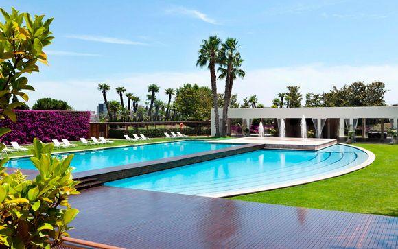 Esclusivo 5* con piscina e panorami indimenticabili