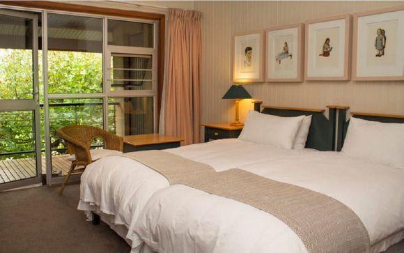 Sudafrica - Gli hotel previsti durante il Circuito Big 5 (o similari)