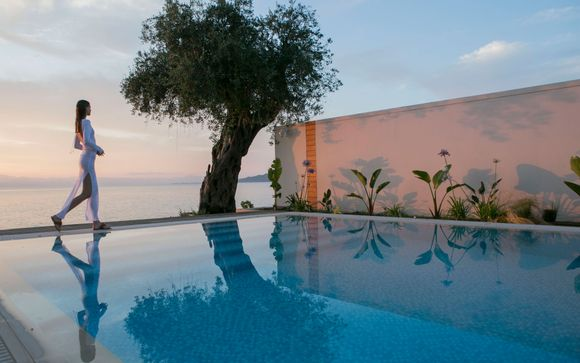 Domes Miramare Corfù 5* - Adults Only