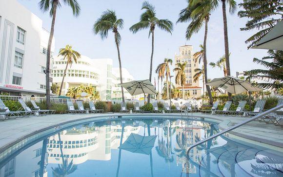 Miami - Washington Park Hotel South Beach 4*