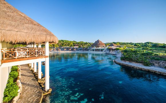 Occidental at Xcaret Destination 5* & Circuito Yucatan