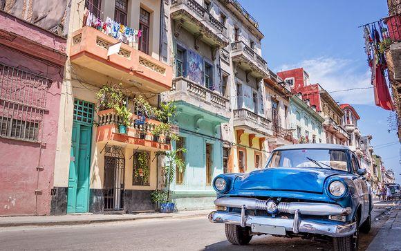 Casas Particulares a L'Avana, Trinidad + Iberostar Ensenachos 5*