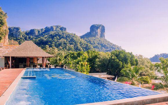 Well Hotel Bangkok Sukhumvit 20 5* e Railay Princess Resort & SPA