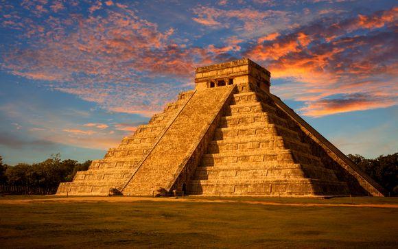 Tour del Messico tra le terre dei Maya