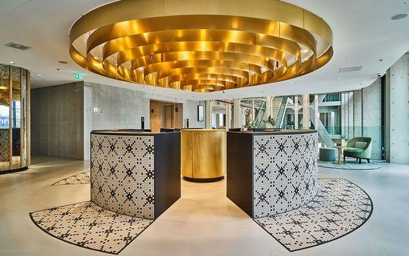 Hotel QO Amsterdam 4*